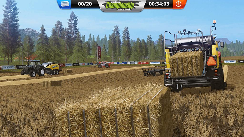 FS17 Farming Simulator Championship Map - Farming simulator 2019