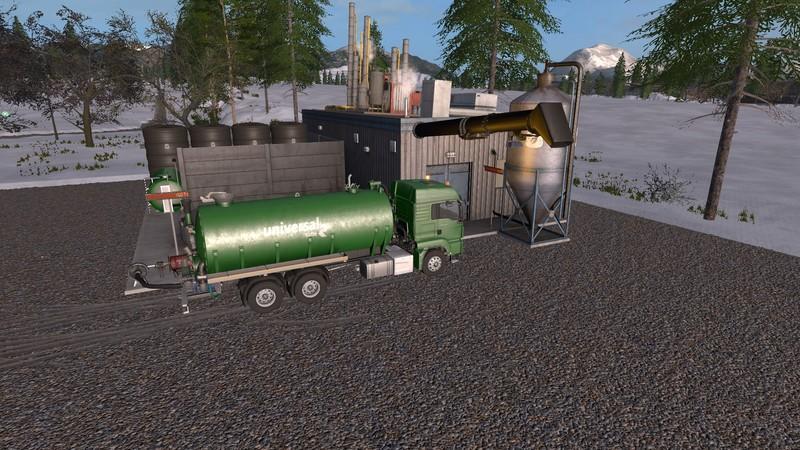 FS17 Digestate Processor V 2 0 0 0 - Farming simulator 2019