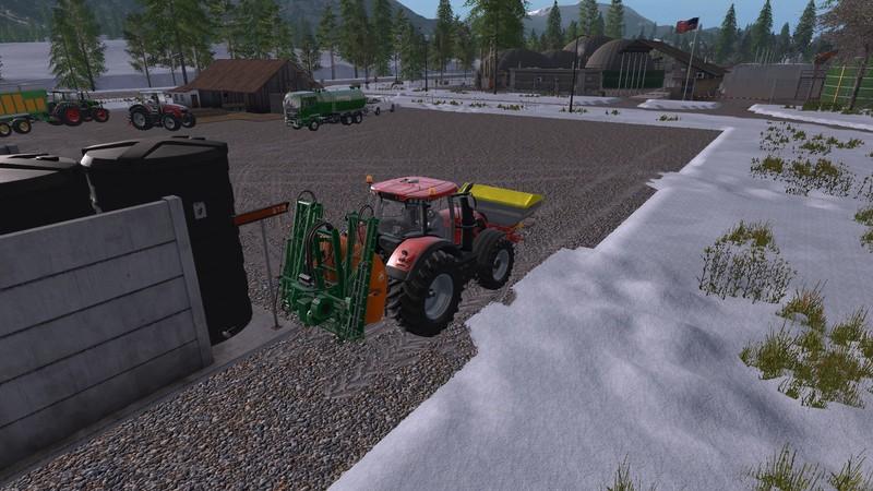 FS17 Digestate Processor V 2 0 0 0 - Farming simulator 2019 / 2017