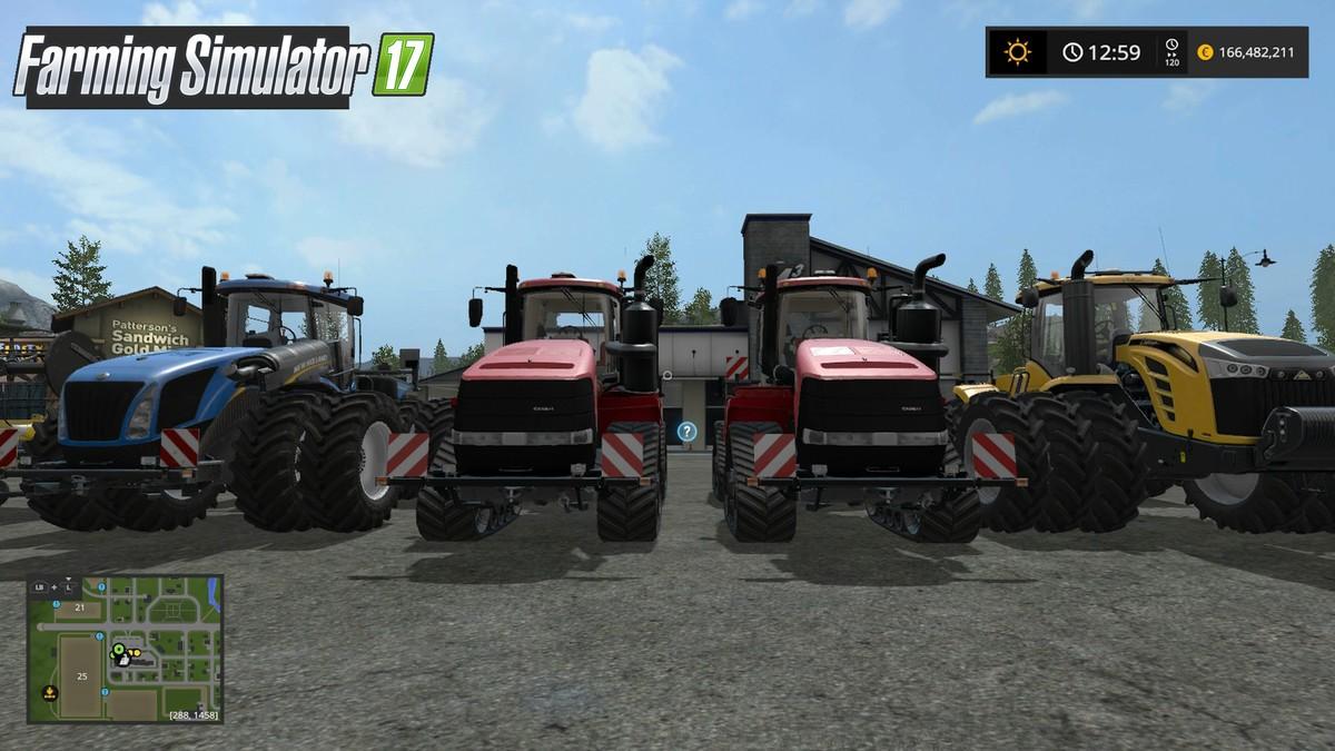Farming Simulator 17 Cheats | Farming Simulator 2017 Cheat
