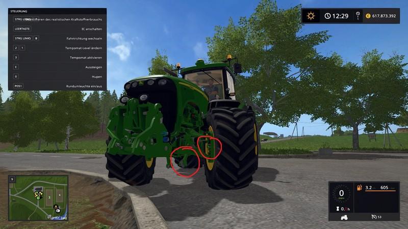 FS17 John Deere 8020 Serie V 4 0 Final Fix - Farming