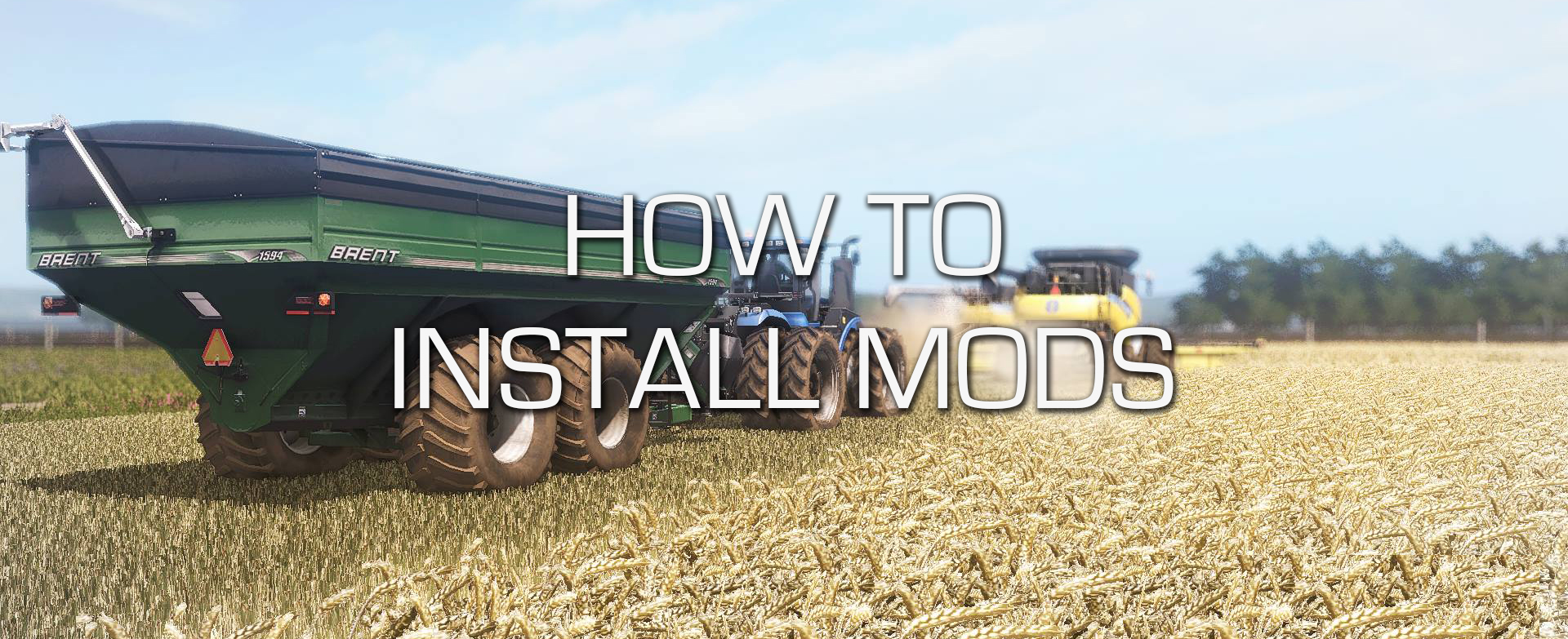How to Install Mods - Farming Simulator 2019 / 2017 - Download How to Install Mods - Farming Simulator 2019 / 2017 for FREE - Free Cheats for Games