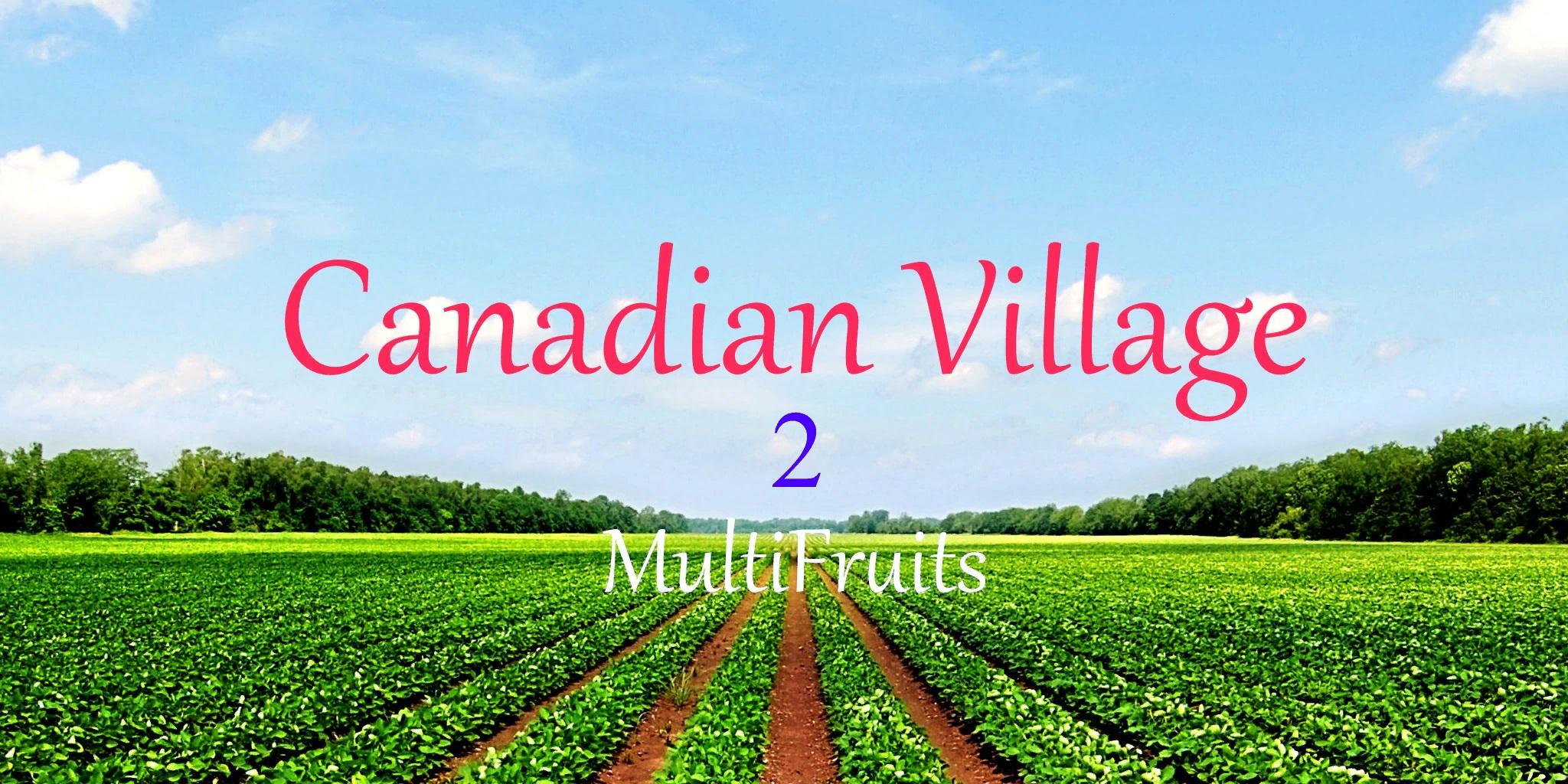 FS17 Canadian Village2 Map 2 Final FS17