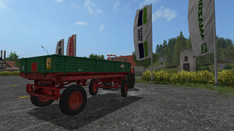 FS17 Bruns V 0 9 - Farming simulator 2019 / 2017 / 2015 Mod