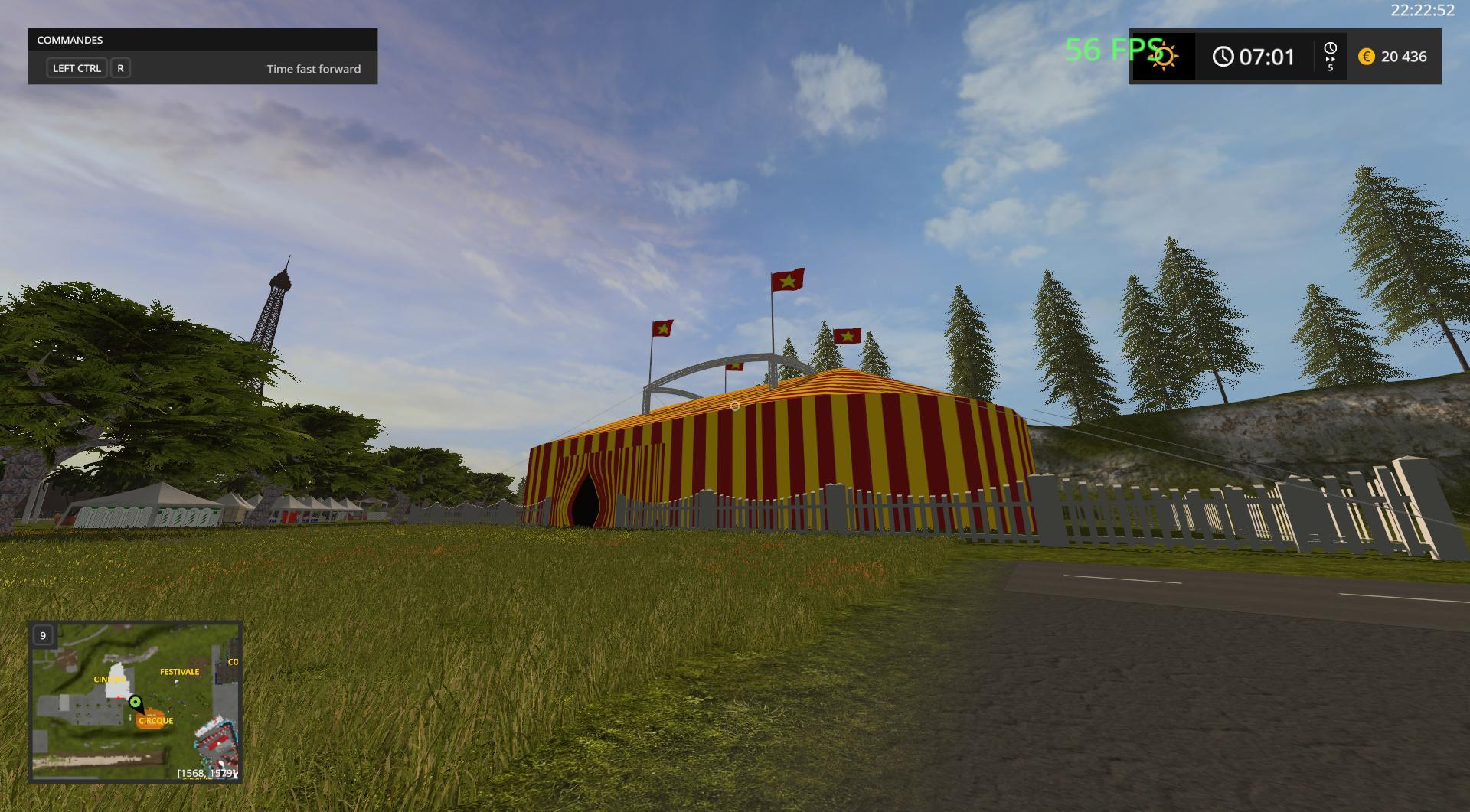 FS17 Fmfs map v3.1.0 - Farming simulator 2019 / 2017 / 2015 Mod Fs Map Circus on western town map, colonial house map, st thomas map, valley of kings map, princess map, colosseum map, new amsterdam map, storybook map, encore map, red map, city limits map, ancient world map, magic map, circuit map, cowboy map, greater vancouver map, ancient persia map, city of new orleans map, unr parking map, usa travel map,