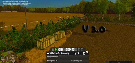 FS17 PDA MAP for southhemes V Private Edition V 12 - Farming