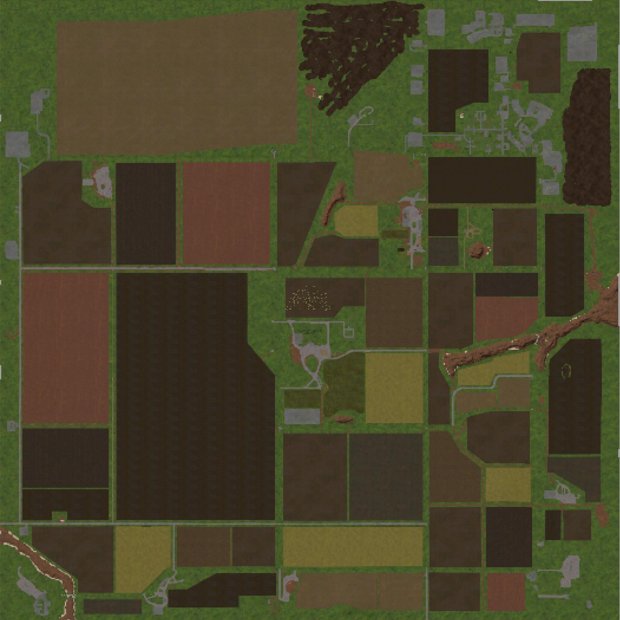 Fs17 Oklahoma Usa 2017 Map V1 0 Farming Simulator 2019 2017