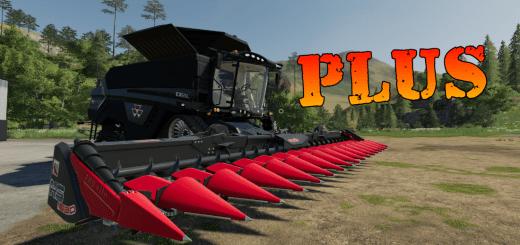 FS19 Iconik Header Pack v1 0 - Farming simulator 2019 / 2017 / 2015 Mod
