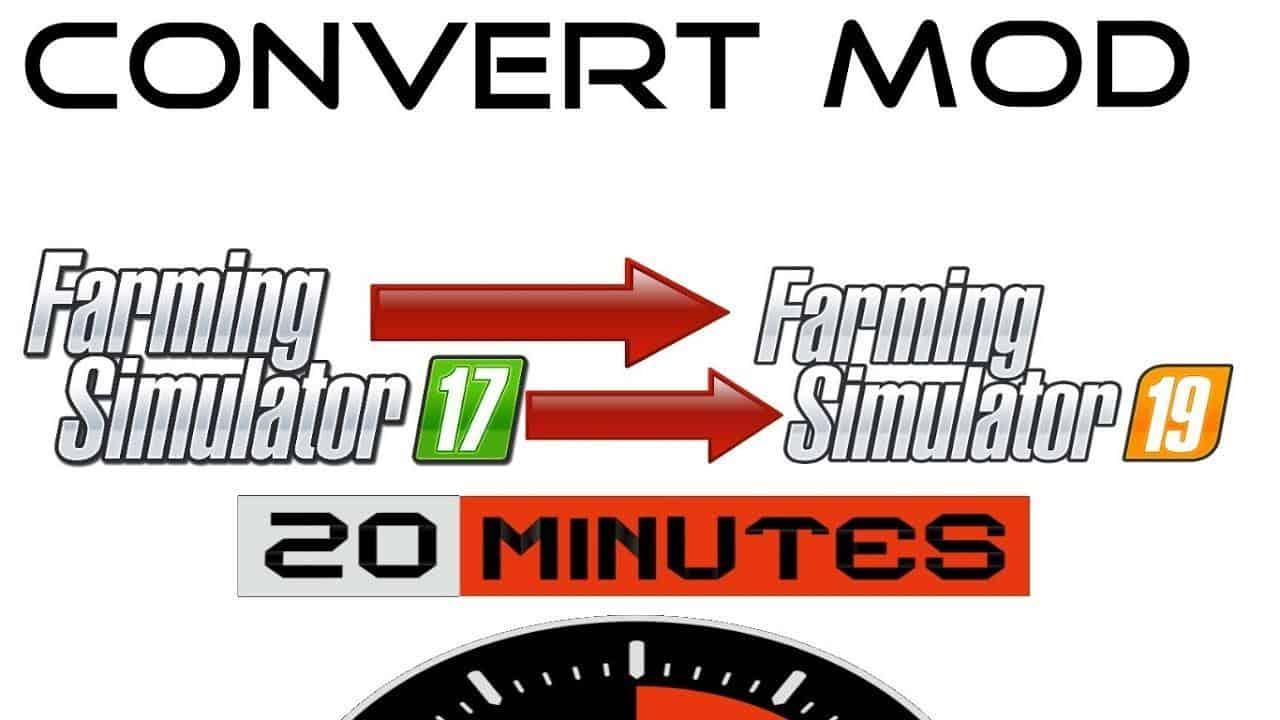 Convert A Mod In 20 Mins V1 0 Farming