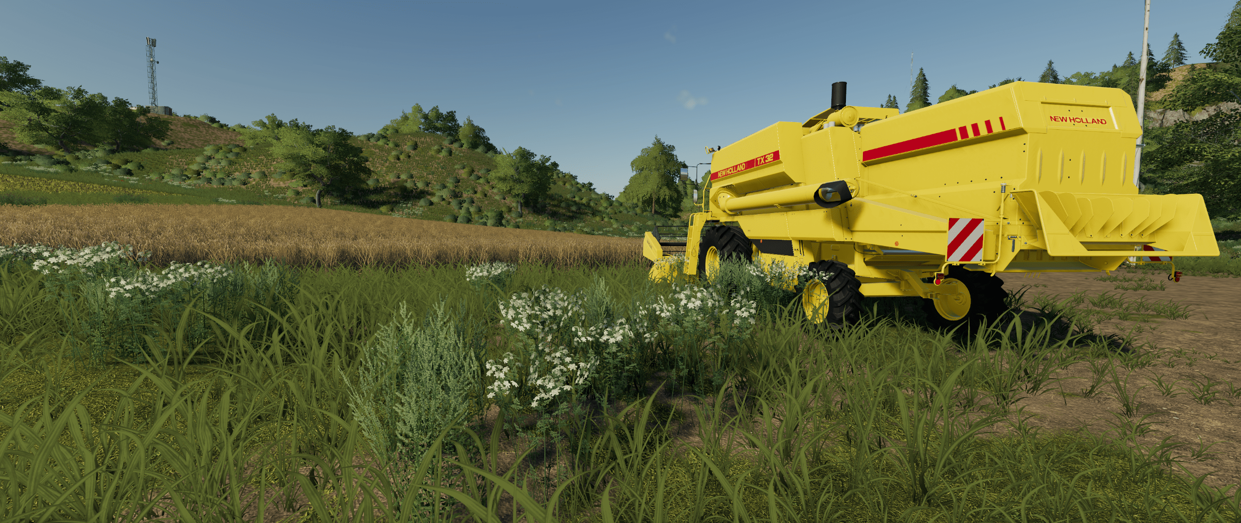 FS19 Reshade 4 0 2 Better Colors & Realism by animatiV - Farming