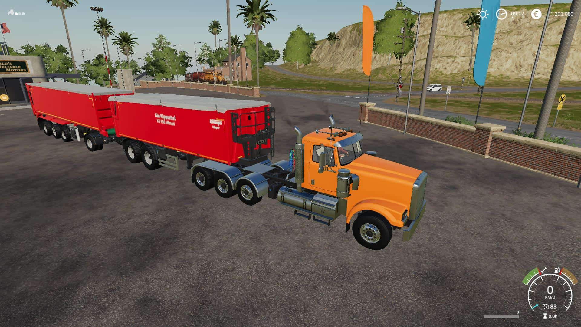 FS19 Lizard Trucks v1 0 0 3 - Farming simulator 2019 / 2017 / 2015 Mod