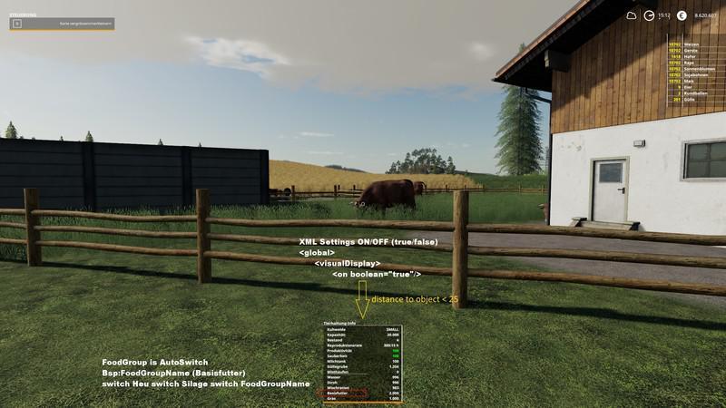 FS19 AnimalsManager v0 4 Beta - Farming simulator 2019 / 2017 / 2015 Mod