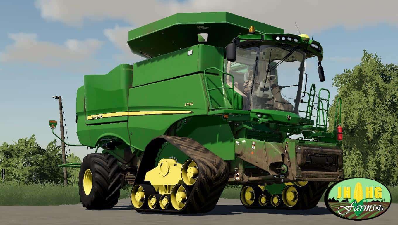 FS19 John Deere S700 Series USA v2 0 - Farming simulator