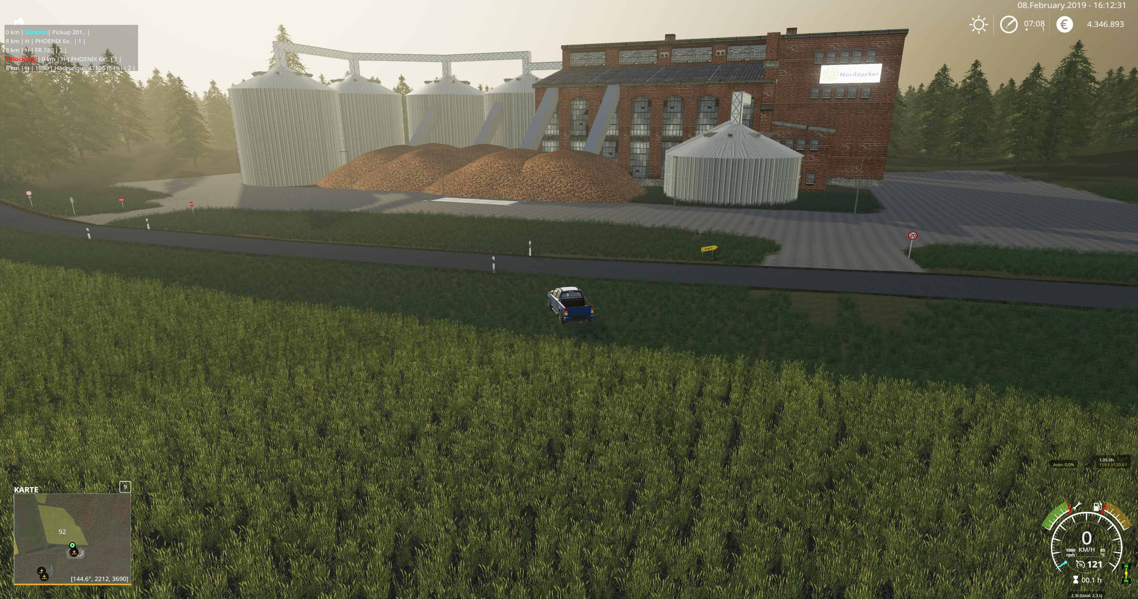 FS19 MIG MAP MADEINGERMANY CELLE V0 94 - Farming simulator