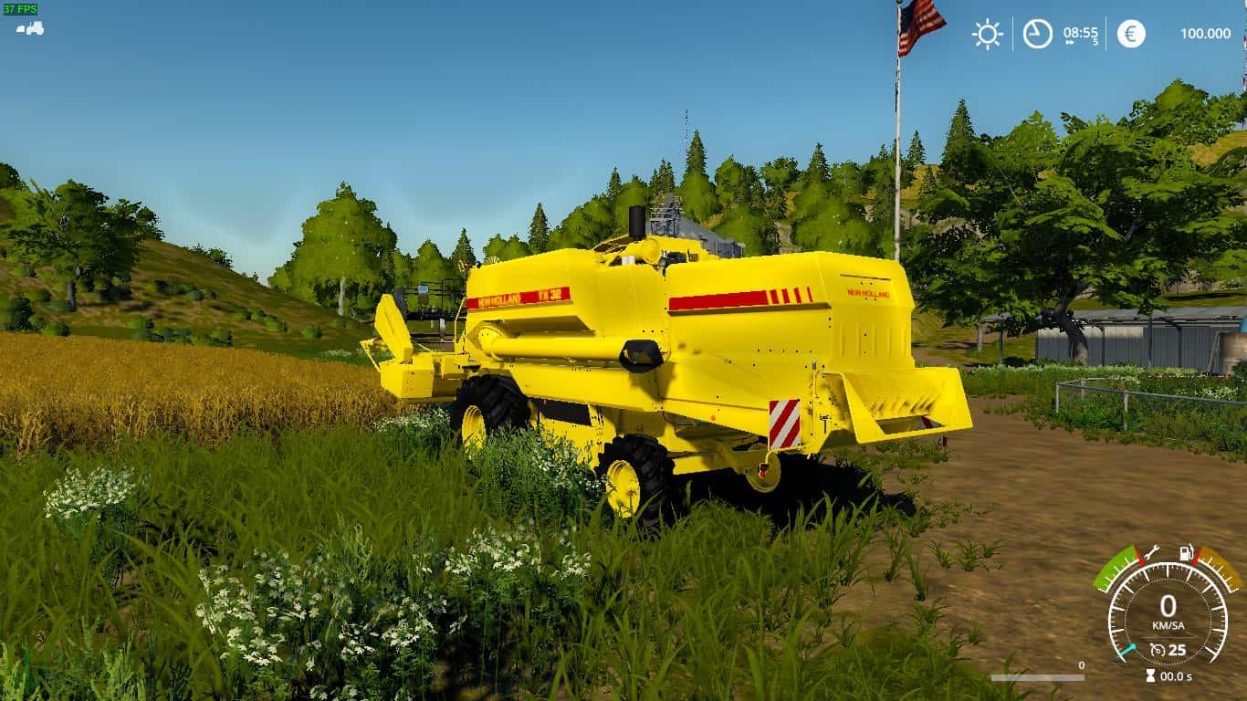 FS19 Photo Realistic Graphic Mod v4 0 - Farming simulator