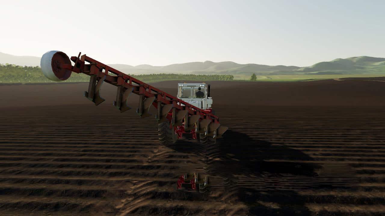 FS19 PLN-9x35 Mod v1 0 0 0 - Farming simulator 2019 / 2017