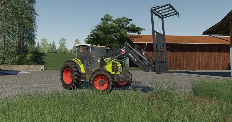 FS19 Claas Arion 420 V 1 19 - Farming simulator 2019 / 2017 / 2015 Mod