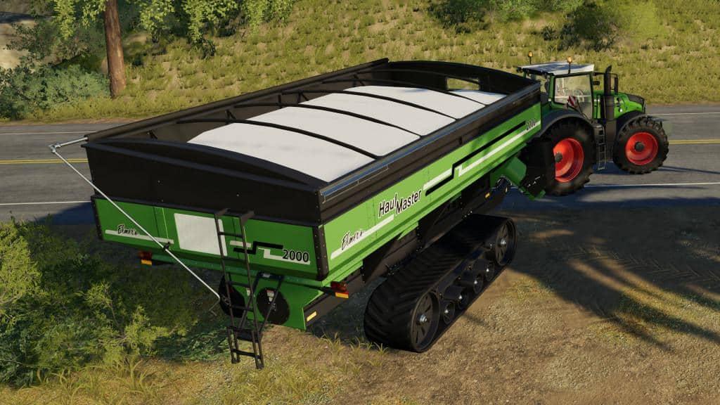FS19 Lime To Augerwagon v1 0 0 0 - Farming simulator 2019 / 2017
