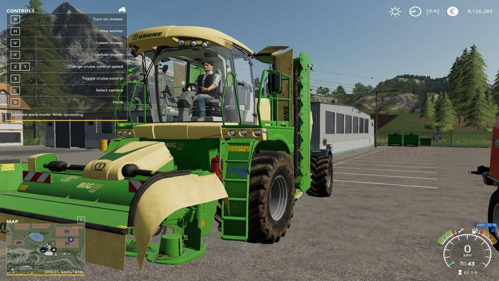 FS19 Def Pack v1 0 0 0 - Farming simulator 2019 / 2017