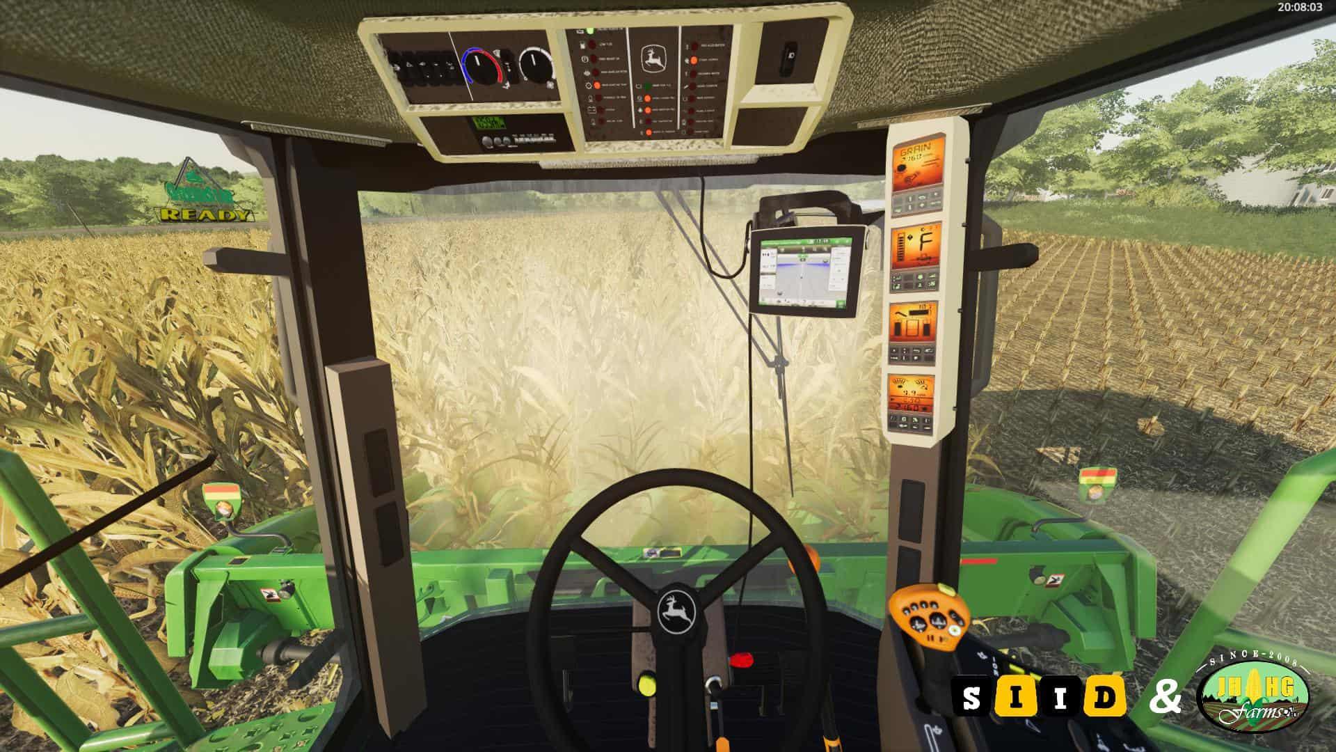 FS19 John Deere STS 60-70 series v2 1 - Farming simulator