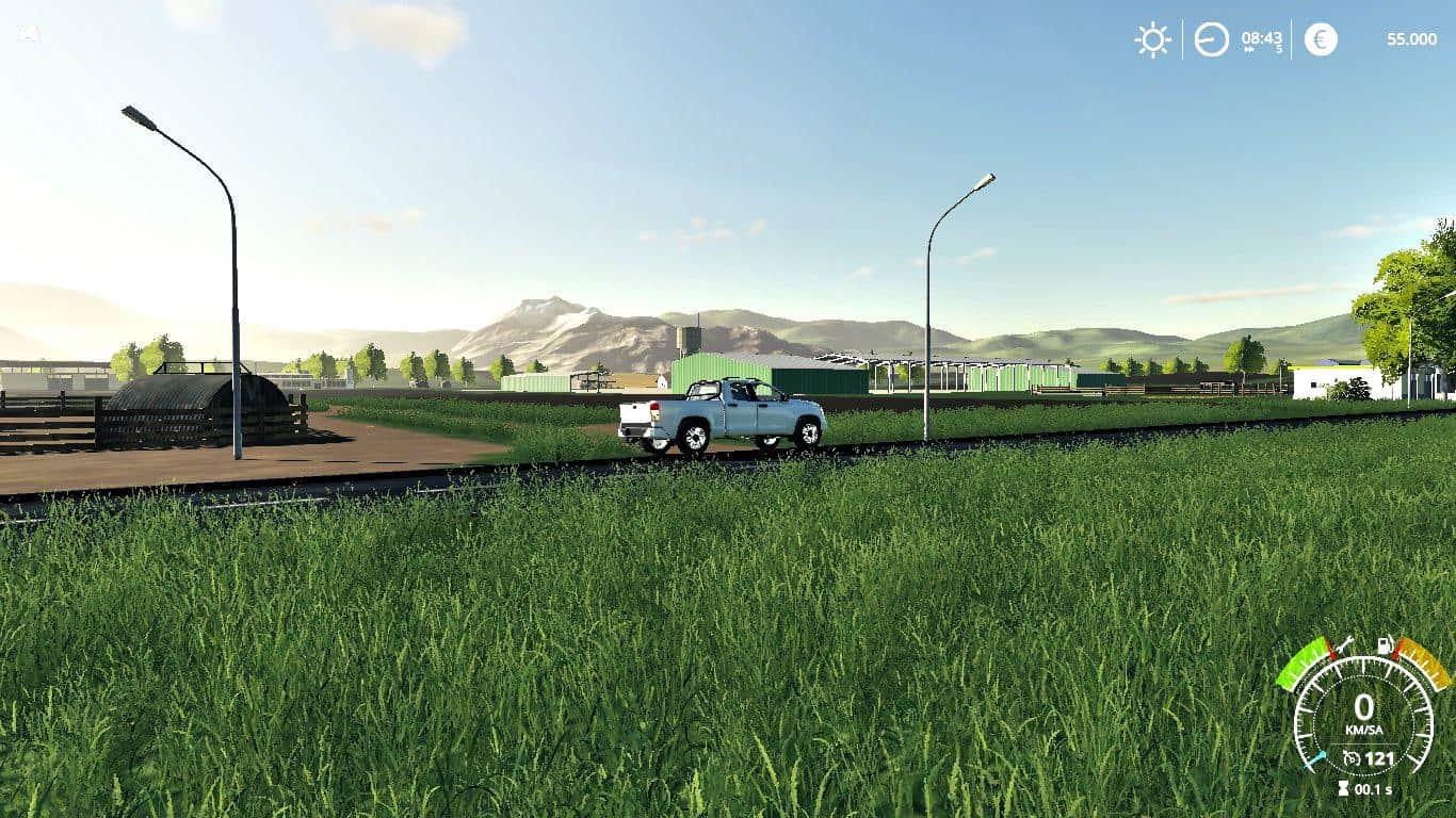 FS19 PHOTO REALISTIC GRAPHIC MOD v5 0 - Farming simulator
