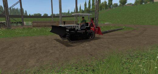 Farming Simulator 2017 Forklifts, Excavators mod   FS17