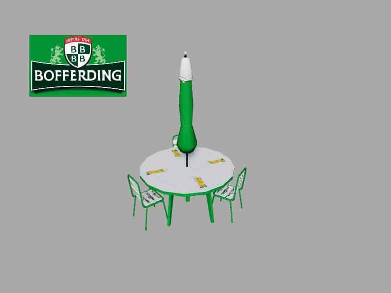 FS19 TABLE PARASOL PLIER BOFFERDING v1 0 - Farming simulator 2019