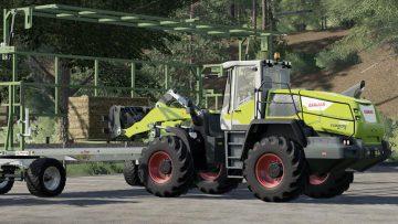 FS19 CLAAS Torion v1 0 0 0 - Farming simulator 2019 / 2017